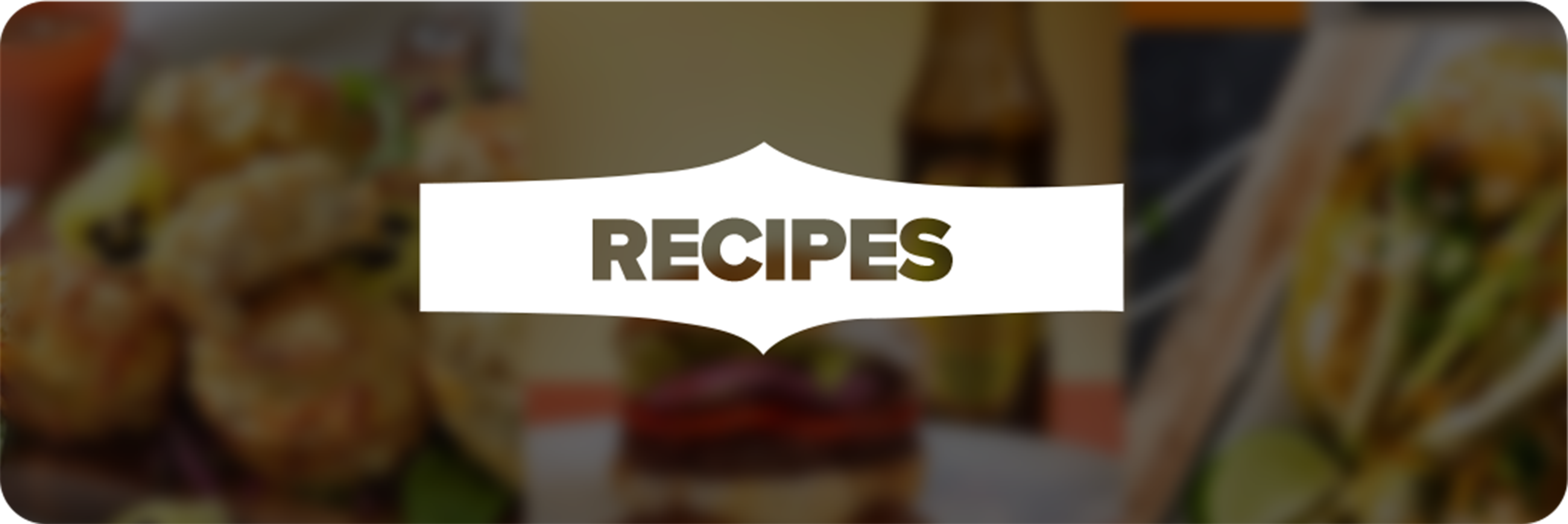 Recipes-Banner